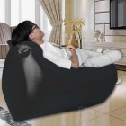 CTSmart Inflatable Sleeping Bag / Deck Chair w/ Pillow - Black