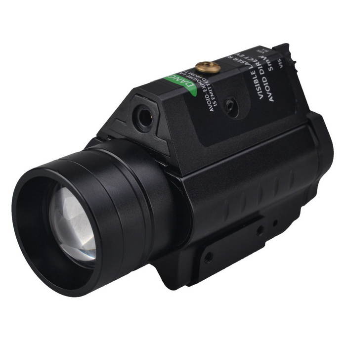 RichFire SF-P22 300lm White LED Focus Light Green Dot Laser Sight