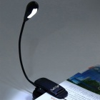 YouOKLight USB Rechargeable 4 LED Modern Clip Reading Lamp