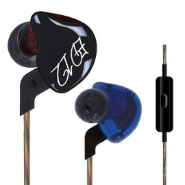 KZ ED12 Noise Cancelling Stereo Sport Earphone Removable Wire