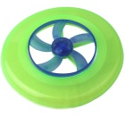 Outdoor Light Emitting Cyclotron Frisbee Lyhty UFO Toy-Random Color