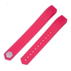 Intelligent Color Bracelet Wrist Strap For Fitbit alta - Rose Red
