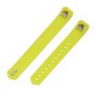 Intelligent Bracelet Wrist Strap for Fitbit alta - Yellow