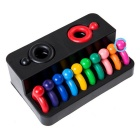 Ring Style Taste Art Painting Crayons for Children - Multicolor