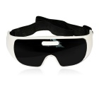 24 Gauss Magnetic Field 9-Mode Eye Massager - White + Black