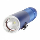 Ultrafire XM-L2 LED 1200lm 3-Mode Diving Flashlight w/ Power Display