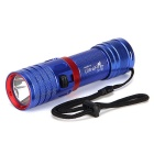 Ultrafire XM-L2 LED 1200lm Diving Flashlight - Blue (3.7-4.2V)