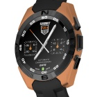 KICCY MTK2501 Bluetooth V4.0 Smart Watch w/ Compass Barometer - Gold