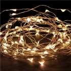 KWB 6W 10M 100-LED String Light w/ RF Controller, 12V 3A Power Supply