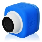 Wi-Fi Sefie Device Self Timer Camera for IOS / Android Devices - Blue