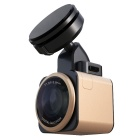 Xplore M1 Full HD 1080P 155' Wide Angle CMOS G-sensor Car DVR - Golden