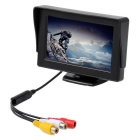 "KELIMA-060 4.3"" Display + 7 LEDs Night Light Car Rear View Camera"
