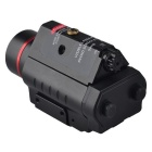 RichFire SF-P23 CREE XPG2 S4 LED blanco rojo Laser Sight 20mm Rail linterna-Negro