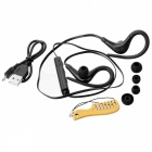 HOOK Stereo Ear-hook Bluetooth Sports Earphone - Black