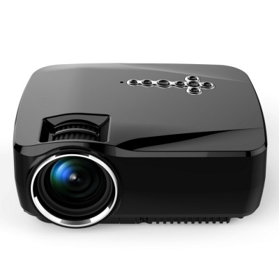 ViVibright GP70UP Android Smart Mini Projector - Black