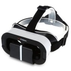 VR PARK 5.0 Virtual Reality 3D Glasses - White + Black