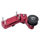 CARKING Motorcycle Aluminum Chain Adjuster Roller - Red