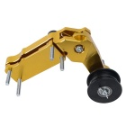 Motorcycle Aluminum Chain Adjuster Roller - Golden