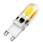Meshion G9 Dimmable 3W 300lm 1-COB LED Warm White Light Bulb (AC 230V)