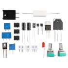 Hengjiaan 0-30V 2mA~3A Adjustable DC Regulated Power Supply DIY Kit