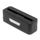 Mini Smile Battery Charging Dock for LG V10 - Black