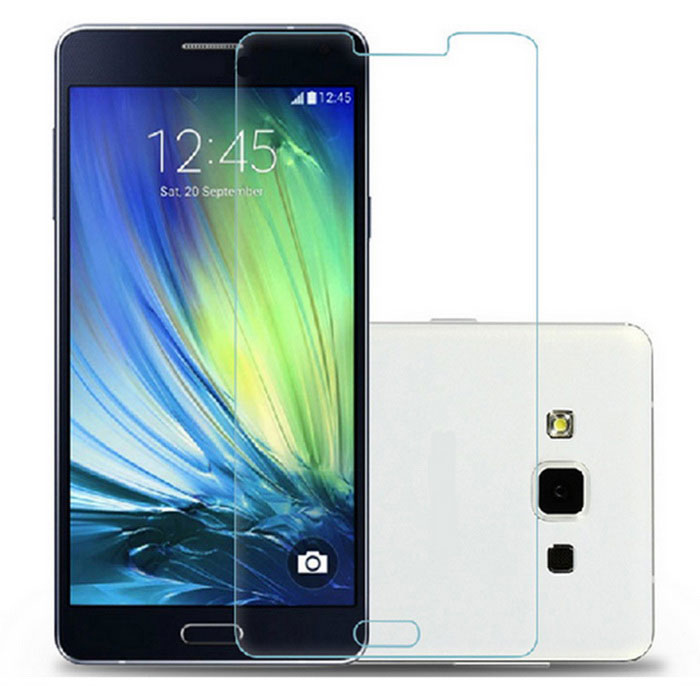 9H Tempered Glass Screen Protector Guard for SAMSUNG Galaxy A7