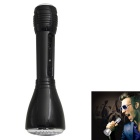 Bluetooth Wireless Speakers Handheld Microphone for Karaoke Singing