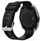 NO.1 G5 MT2502 240 * 240 Bluetooth 4,0 Hjärtfrekvens Smart Watch - Silver