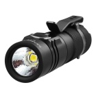 MANKER XP-L V5 7-Mode 800lm Cold White Flashlight - Black