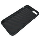 Shock-proof Back Case w/ Holder and Slot for IPHONE 6 / 6S - Black