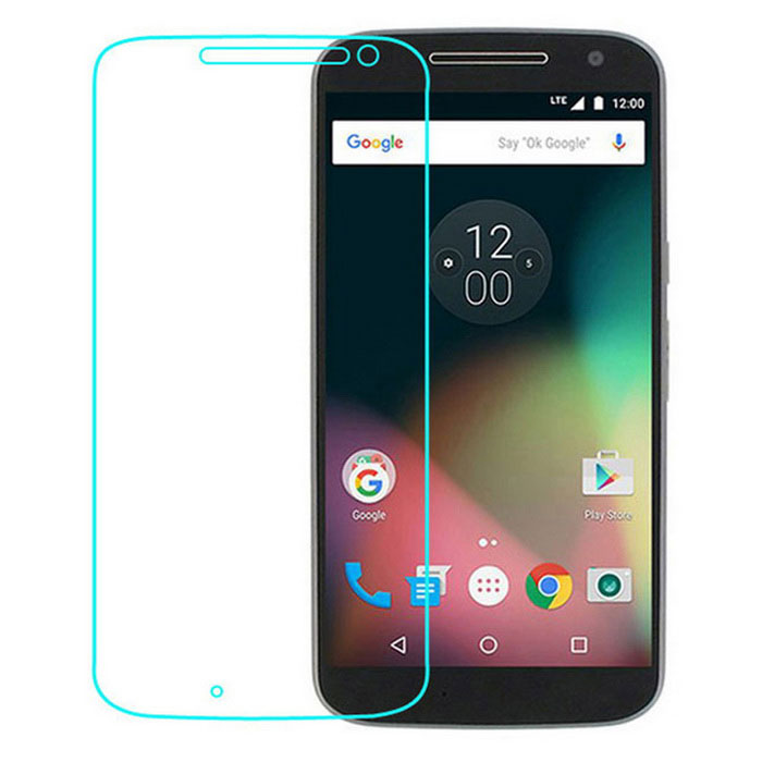 Explosion-Proof 9H Tempered Glass Screen Protector for MOTO G4