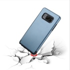 Premium Dual Layer PC + TPU Case for Samsung Note7 - Navy Blue + Black