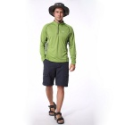 NatureHike Men's Long Sleeve Quick Dry Hiking T-shirt - Green (S)