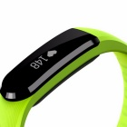 Eastor ID101 Bluetooth Smart Bracelet w/ Heart Rate Monitor - Green