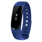 Eastor ID101 Bluetooth Smart Bracelet w/ Heart Rate Monitor - Blue
