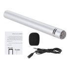 Outdoor Mini Microphone - Silvery White