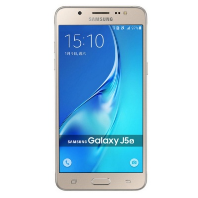 Samsung J5 2016 J5108 16GB ROM Dual SIM - Gold - CN Version