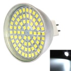MR16 5W 500lm Cool White Light 72-2835 SMD LED Cup Bulb (AC 10-30V)