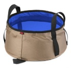 Portable Outdoor Foldable Basin with Handle