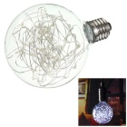 HESSION E27 Vintage Globe Edison Bulb LED String Light Neutral White