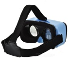 VR BOX Mini Virtual Reality 3D Glasses + Bluetooth Gamepad - Blue
