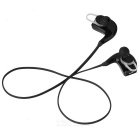 Wireless Stereo In-ear Bluetooth V4.1 Sports Earphone w/ Mic. - Black