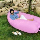 CTSmart Inflatable Sleeping Bag / Sofa w/ Pillow - Pink