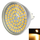 MR16 5W 500lm Warm White 72-2835 SMD LED Spotlight (AC10-30V)