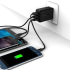 Tronsmart W3PTA Quick Charge USB 3.0 Wall Mount Travel Charger - Black