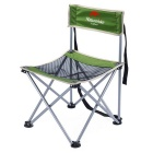 NatureHike NH16J001-J Outdoor Portable Folding Chair - Green