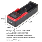 Ultrafire HXY-H1 USB LCD Battery Charger for Li-ion Ni-HM NiCd LiFePO4