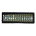 Professional LED Plate - White + Black