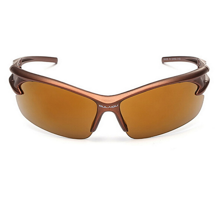 Mens UV400 Protection Explosion-Proof Riding Sunglasses - Dark BrownSunglasses<br>Frame ColorDark BrownLens ColorBrownQuantity1 DX.PCM.Model.AttributeModel.UnitShade Of ColorBrownFrame MaterialPlasticLens MaterialPC safety explosion-proofProtectionUV400GenderUnisexSuitable forAdultsFrame Height3.8 DX.PCM.Model.AttributeModel.UnitLens Width7.8 DX.PCM.Model.AttributeModel.UnitBridge Width3.1 DX.PCM.Model.AttributeModel.UnitOverall Width of Frame14.6 DX.PCM.Model.AttributeModel.UnitPacking List1 * Glasses<br>