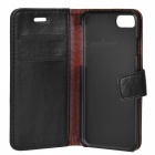 PU Leather + TPU Case for IPHONE7 - Black